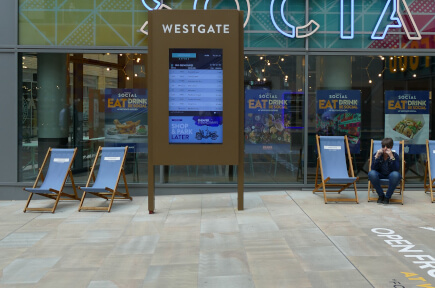 Espirit - Westgate Shopping Centre