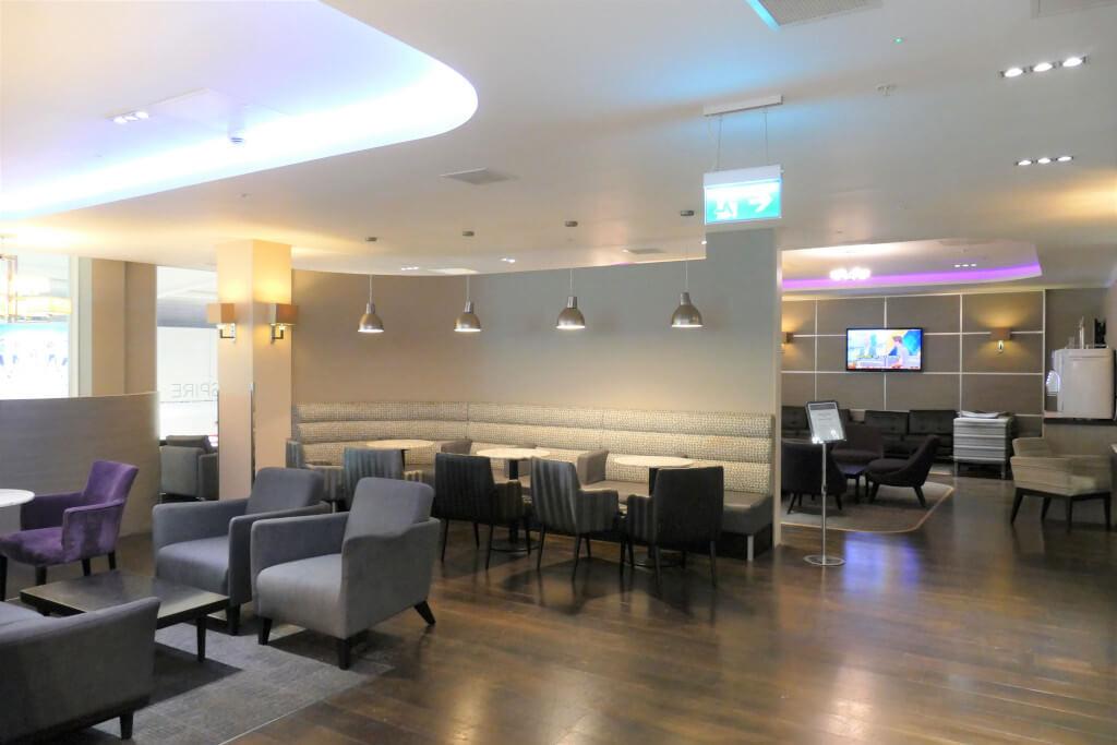 Swissport - Aspire Lounge