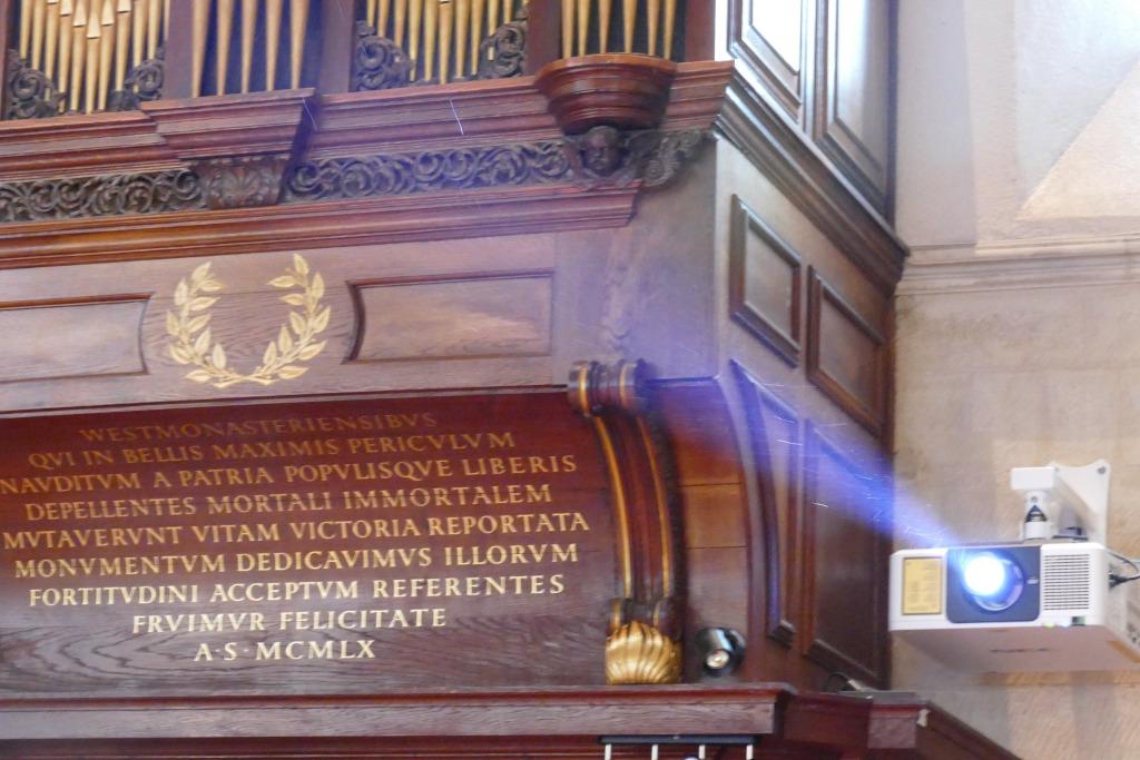 Westminster School - Great Hall